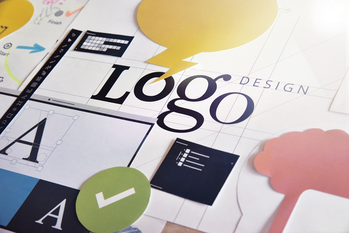 creating a visual brand identity