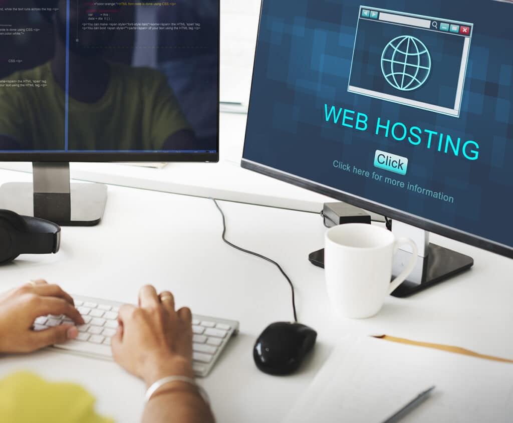 website hosting can improve your business