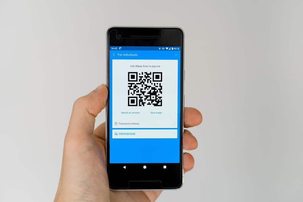 increase sales with QR codes