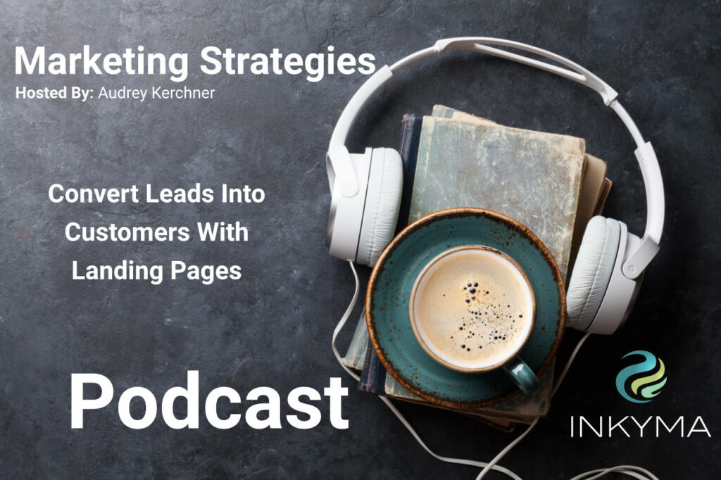 convert leads into customers with landing pages